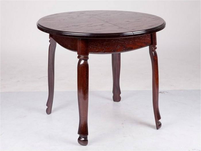 Деревянный раскладной стол Гаити, каштан