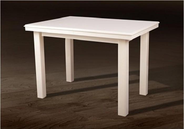 Деревянный раскладной стол Европа, слон. кость