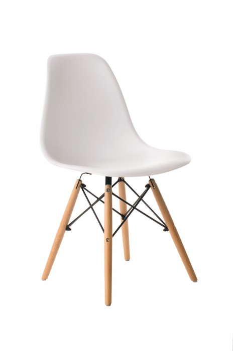 Стул EAMES CHAIR M-05, белый